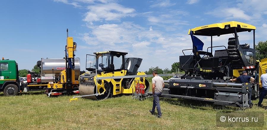 Конкурс профессионального мастерства работников дорожного хозяйства Кубани