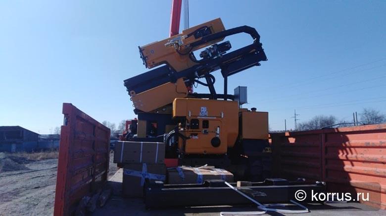 запущена в работу дорожная фреза BOMAG BM2000/60-2
