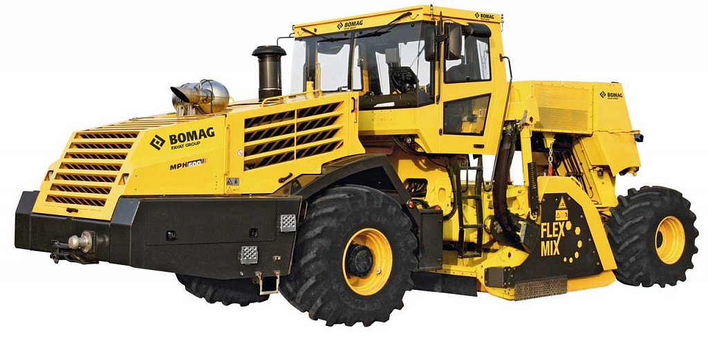 BOMAG RS600 эмульсия+вода (2,4 м.)